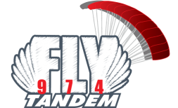 Logo FLY974 Tandem