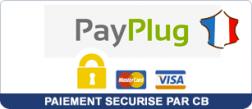 Le paiement en ligne est entièrement sécurisé.
